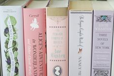 Barnes and Nobles has a special edition cover for some classic reads that are amazing!