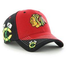 NHL Chicago Blackhawks Hubris Cap / Hat by Fan Favorite