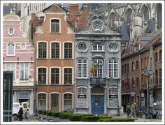 Mechelen (Malines in French, Mechlin in English) is a Dutch-speaking city and municipality in the province of Antwerp, Flanders, Belgium. European Tour, European Travel, Luxembourg, Places To Travel, Places To See, Destinations, Living In Europe, Paris City, Dream City