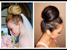 Wedding Updo inspired by Hilary Duff -itsJudyTime