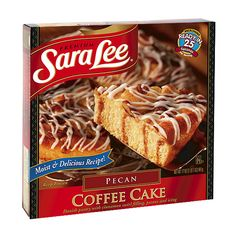 16 Best New Sara Lee Desserts Images On Pinterest Cream