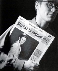 #Morrissey Billy Fury Half Way to Paradise