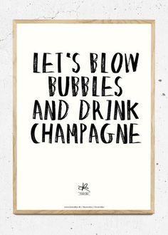 Let's Blow Bubbles fra Kasia Lilja