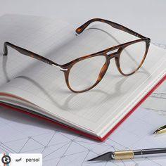 You have to study history in order to make history. #persol #thenewgeneration #vintagestyle #OtticaBardi #eyewear