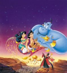 Aladdin (1992) movie #poster, #tshirt, #mousepad, #movieposters2