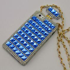 Kira #Superstar #Perfume Style #iPhone 5/5s Case- #Blue