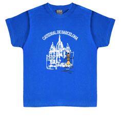 Catedral de Barcelona Camiseta 366868 - nº 621844 - Gominolas
