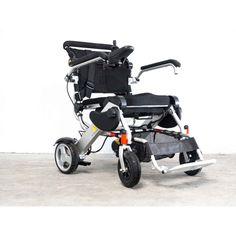 Fauteuil roulant électrique pliant SmartChair (innovation)