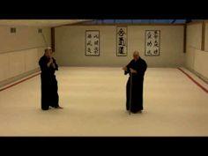 Jodo training matrix- Big, Strong, Fast, Light - YouTube