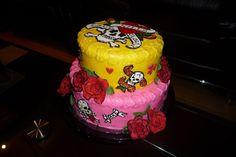 Ed Hardy Cake ! — Birthday Cakes