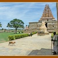 The Great Living Chola Temples in Tamil Nadu include the Brihadisvara temple in Thanjavur,  Brihadisvara temple in Gangaikondacholisvaram and the Airavateswara temple in Darasuram. These are UNESCO World Heritage sites - indiamike.com  These Chola temples are fine examples of the spectacular Dravidian Race art and architecture and the glorious reign of the Chola Dynasty in South India, and have been classified as World Heritage monuments by UNESCO.