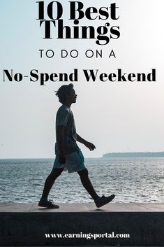 A No-Spend Weekend is designed to get you doing different things while at the same time saving money and helping you achieve personal finance goals. Ways To Save Money, Money Tips, Money Saving Tips, Make Money Online, Time Saving, How To Make Money, Saving Ideas, No Spend Challenge, Budget App