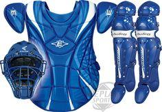 Easton Synge Fastpitch Softball Catchers Gear Set - Royal Blue Softball Catchers Gear, Softball Gear, Fastpitch Softball, World Of Sports, Gears, Royal Blue, Random, Christmas, Xmas