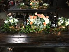 Coordination & Florals by: Breezy Day Weddings Venue: Luce Loft, San Diego