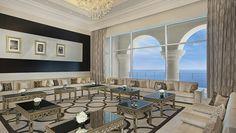 Waldorf Astoria Dubai Palm Jumeirah Hotel, UAE - Royal Suite
