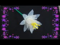 Flor de Garrafa Pet - DIY - YouTube