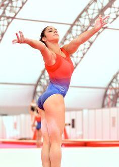 Aly Raisman: 2012 Olympic Training