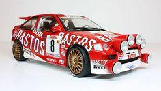 Ford Escort Cosworth - Bastos - 10