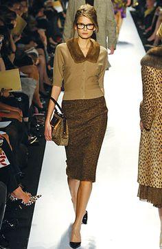Brown Sweater Micheal Kors Fall 2008 RTW