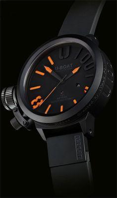U-Boat Classico 55 1001 Meter Orange