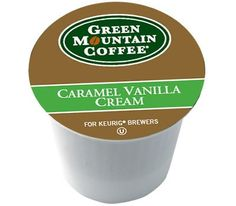 Green Mountain Caramel Vanilla Cream for Keurig Brewers 24 KCups 4 Pack ** Want to know more, click on the affiliate link Amazon.com.