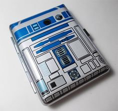 HAIL yes. Just bought this baby for my bizniz cards. #r2d2