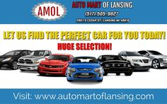 Affordable Used Cars for sale in Lansing   Welcome to Automart Lansing We carry the best Used Auto Lansing Area. Our detailed listings include new or used car prices, mileage details and photographs of each car for sale. For pre booking Call: (517) 505-9827 (or) visit http://www.automartoflansing.com/