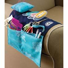 Arm Chair Organizer