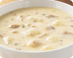 Schwan's Loaded Baked Potato #Soup is seriously over-the-top goodness ...