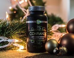 Does the holiday season have you harried? Stay holly and jolly with the help of Confianza. #StressFree #ItWorks #Holidays  http://ramonawraps.com