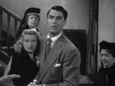 always loved Cary Grant..and this is my favorite movie..Arsenic and Old Lace..my classic old movie....