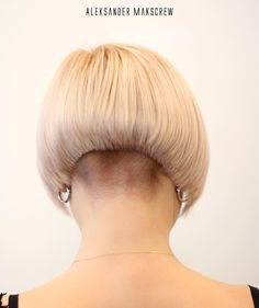 I really the back of this bob.