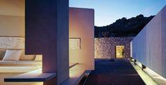 Smart lighting  - The Casa Finisterra by Steven Harris Architects