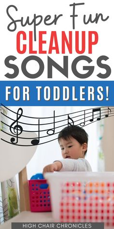 Check out these fun cleanup songs for toddlers. Use these songs to cleanup at home, at daycare or for preschool. These classroom cleanup songs will have your kids singing and laughing as they pickup their toys or crafts. Clean up time doesn't have to be boring! Teach your toddler how to cleanup while having fun and add these to your cleanup song list! Clean Up Song, Songs For Toddlers, Kids Singing, Postpartum Recovery, Song List, Baby Gear, New Moms, Breastfeeding, Preschool