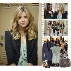 half the reason i watch pretty little liars is for the fashion!....LOVE