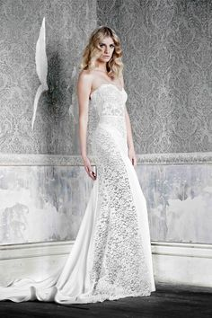 Emmie – Pallas Couture 2015 Collection. www.theweddingnotebook.com