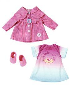 Hose Oberteil Kleidung & Accessoires Puppenkleidung:Baby Born,Zapf Creation,Baby Annabell,Chou Chou Babypuppen & Zubehör