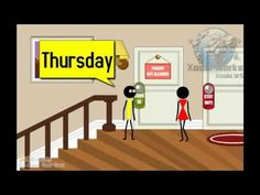 Learn Portuguese Lesson 4 Days of the Week ( ENglish - Portuguese) How