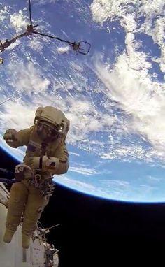 fotos del mundo desde el espacio tomadas