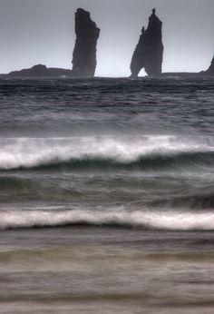 El gigante y la bruja, Islas Feroe.