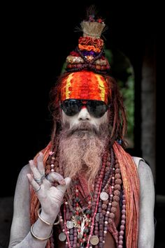 Indian Sadhu - Help the world with photos on www.photocircle.net Photo by Jagdev Singh