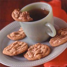 Macadamia & Irish Cream Cookies | Land O'Lakes