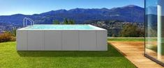 LAGHETTO REMOVABLE POOL images - Google Search Above Ground Swimming Pools, Above Ground Pool, In Ground Pools, Pool Images, Mini Pool, Images Google, Pool Houses, Outdoor Furniture, Outdoor Decor