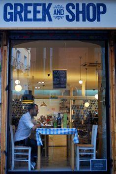 Greek and Shop (Corredera Alta de San Pablo, 9)