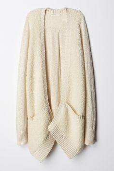 Slubby Boucle Cardigan - anthropologie.com - $118.00