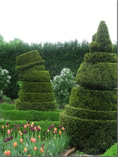 Ladew Gardens, Maryland; photo by Pigtown Design.