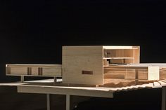 Architecture Model Making, Modern Architecture House, Concept Architecture, School Architecture, Interior Architecture, Casas Containers, Arch Model, Architecture Graphics, Floating House