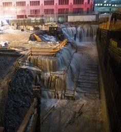 Ground Zero Flooding, New York