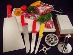 Μαχαίρια και εργαλεία για το κρεοπωλείο Plastic Cutting Board