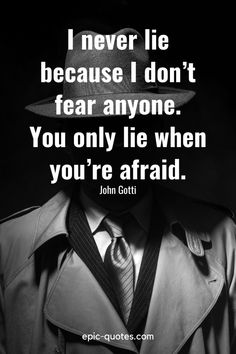 28 Gangster Quotes - epic-quotes.com